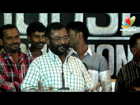 Manivannan Emotional Speech | His body should draped with the Tiger Flag at his funeral