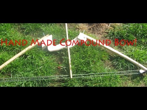 Home-Made Compound Bow ⇔ The Art Of Weapons