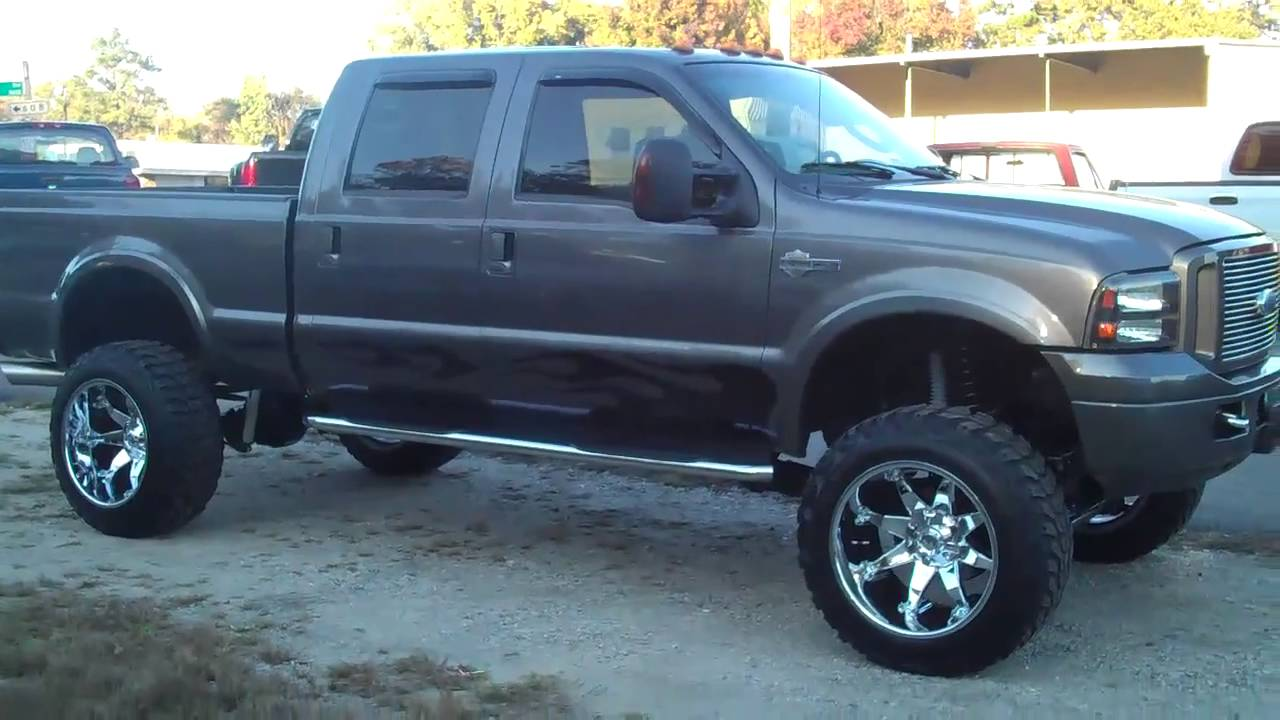 2006 ford f250 harley davidson lifted richmond va youtube. Black Bedroom Furniture Sets. Home Design Ideas