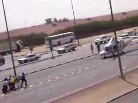 Accident off Sh Z Road , Dubai