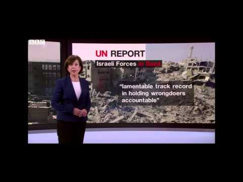'War crimes' in Gaza likely by both Israel and Hamas: UN report