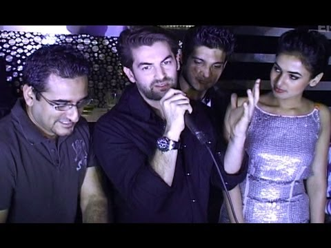 Neil Nitin Mukesh & Sonal Chauhan Promote
