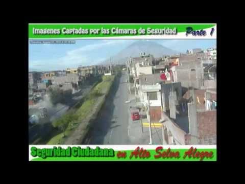 OMAR CANDIA Y LA SEGURIDAD CIUDADANA EN ALTO SELVA ALEGRE PARTE 01