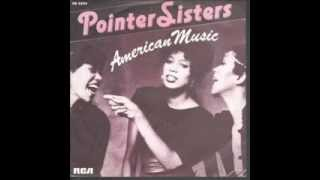 Watch Pointer Sisters American Music video