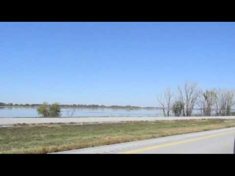 Missouri River Flood 2011 Iowa