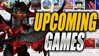BEST Roblox Games Coming Soon That YOU NEED TO PLAY   iBeMaine