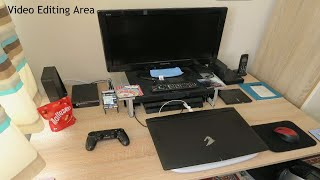 My Photo/ Video Editing Area