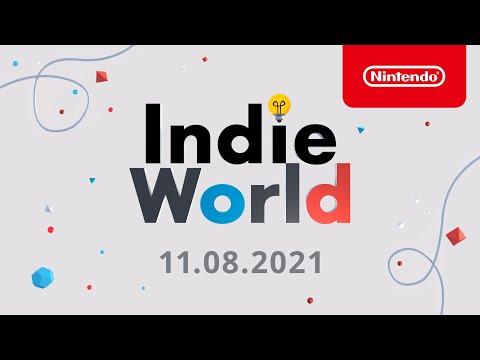 Indie World – 11.08.2021 (Nintendo Switch)