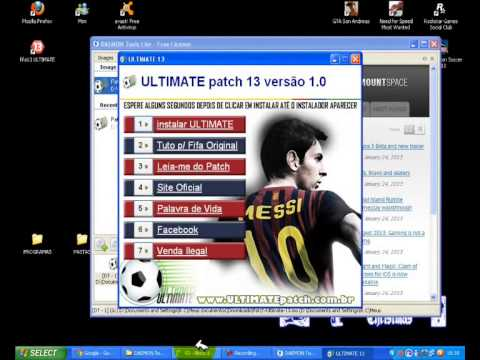 Como instalar Ultimate Patch FIFA 13