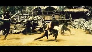 Ong Bak 2 Tony Jaa  Final Fight Part 2  Re Sound