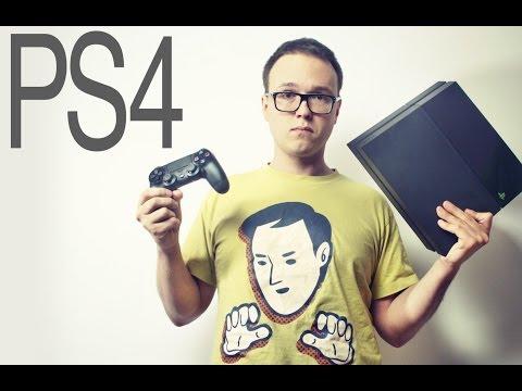 Czy warto kupić PlayStation 4? - wrażenia z PS4!