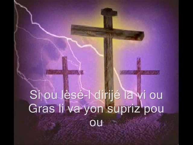 Si Christ Pat Avek Mwen, Haitian Church Worship Songs, Mwen Gen Yon Bon Zanmi, Jesus La