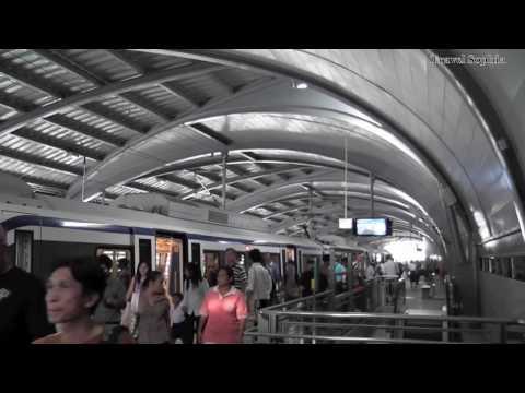 Bangkok's Suvarnabhumi Airport Rail Link (ARL)