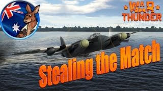 War Thunder: Stealing the Match