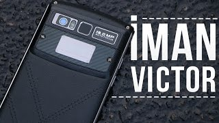iMan Victor - защищенный смартфон для брутальных поклонников Vertu