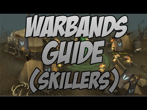 Runescape Wilderness Warbands Guide (Skillers)