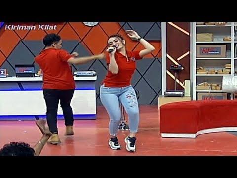 Goyangan Zaskia Gotik Bikin Melek Saat Sahur (ANTV 3 Mei 2018)