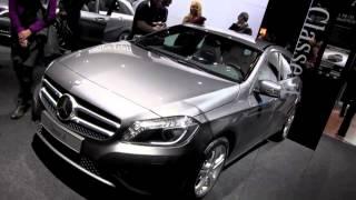 Mercedes – Novità al Motor Show 2012