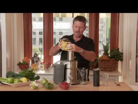 Try Wonderful Juicing Recipes Using the Breville Juice Extractor | Williams-Sonoma