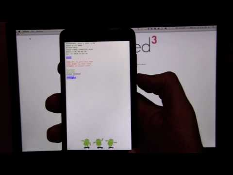 Video: HTC EVO Unrevoked Root