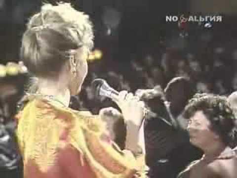 Ирина Грибулина -  Недотрога (live Песня-87)