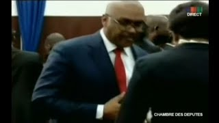 VIDEO: Haiti - Seance Interpelation Premier Ministre Jack Guy Lafontant