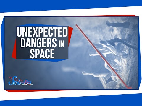 3 Unexpected Dangers of Space Travel