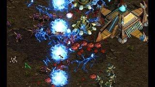 Hero (Z) v Goojila (P) on Fighting Spirit - StarCraft  - Brood War REMASTERED