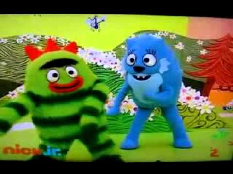 Yo Gabba Gabba-  I Love Bugs video