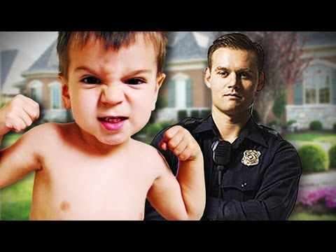 Police Fine Toddler For Peeing?! video