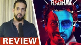 Raman Raghav 2.0 Review by Salil Acharya | Nawazuddin Siddiqui, Vicky Kaushal | Full Movie Rating