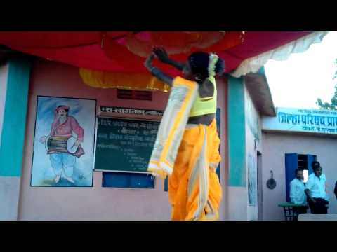 Nashik-ZP-ugavali shukrachi chandani song performance