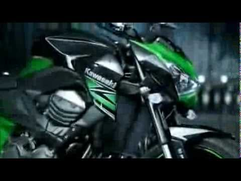The New Kawasaki Z800 - The Undisputed Super Middleweight