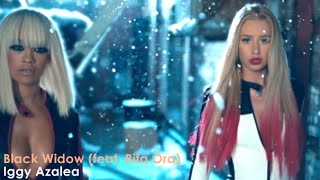 Iggy Azalea - Black Widow Ft. Rita Ora (Official Video) [Lyrics + Sub Español]