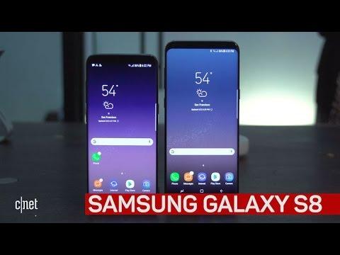 Samsung Galaxy S8 Hands-On Impressions