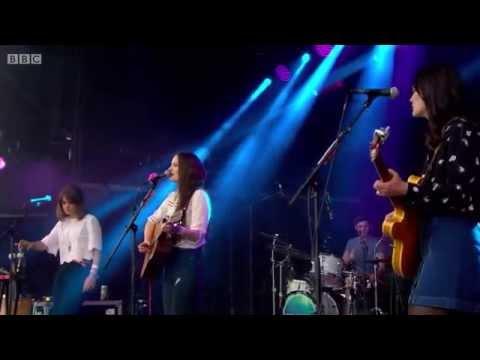 The Staves - Glastonbury 2015