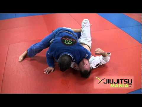 Joe Mullings - Rip Cord Half-Guard Submission/Pass Image 1