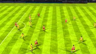FIFA 14 iPhone/iPad - AD Alcorcón vs. FC Barcelona B