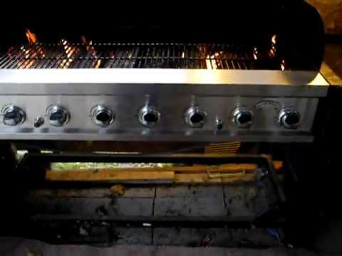 Grill Conversion from Propane (LPG) to Natural Gas (NG)