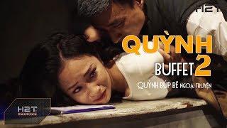 """Gái Ngành chạy trốn gặp Người Rừng """"Hot Boy"""" và cái kết - Quỳnh Buffet 2019 - Quỳnh Búp Bê Phần 2"""