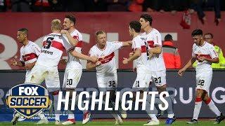 1. FC Nürnberg vs. VfB Stuttgart   2018-19 Bundesliga Highlights