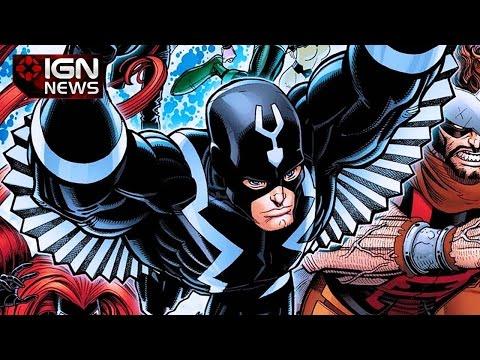 Marvel Studios Announces Inhumans Movie - IGN News