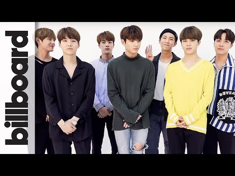 BTS Answers Questions from Their A.R.M.Y. During Billboard's Fan Army Face-Off!