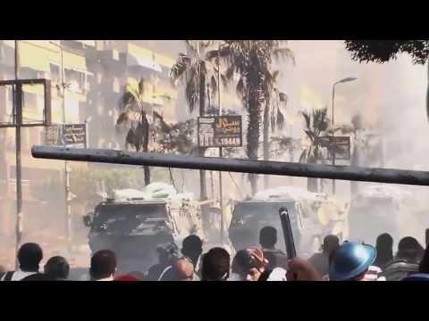 Egypt Protest 2013 - Hundreds Dead as Gunned Down