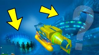 What's At The ABSOLUTE Bottom of the GTA 5 Ocean? (GTA 5 Myth Busted)