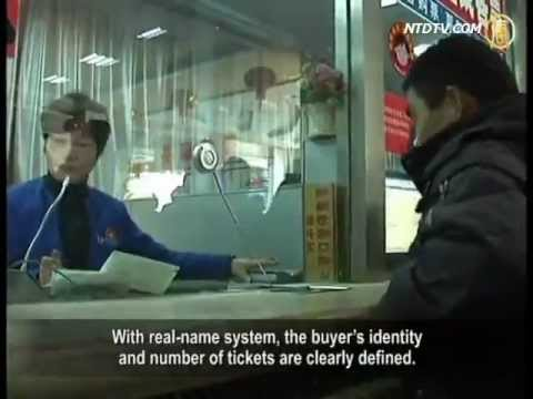 China's Real-Name Train Ticket System Enforced