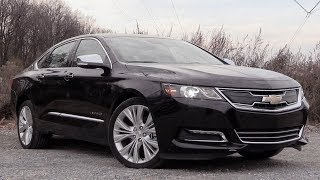 2018 Chevrolet Impala: Review