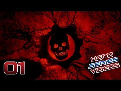 Gears of War Walkthrough / Gameplay Part # 01 -