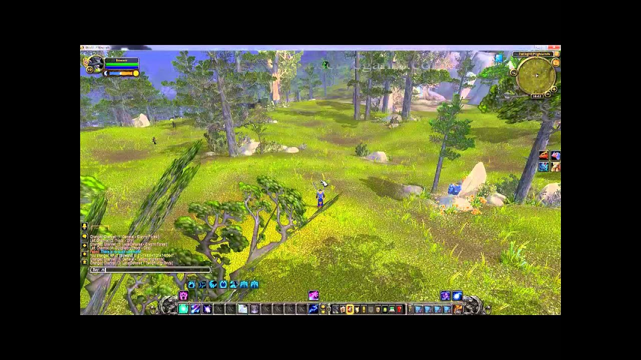 Maginewow Private server (Patch 4.0.6/4.2.2 Gameplay GM Power Trinity Core