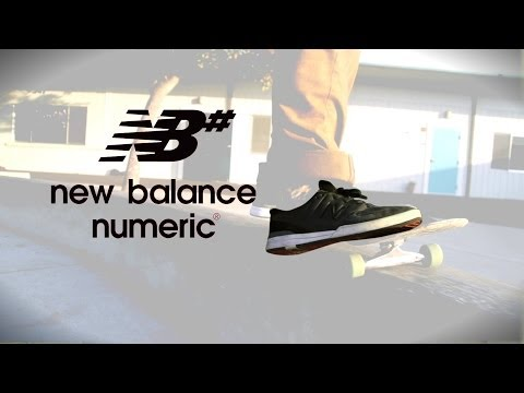 Shoe Review: New Balance Numeric Logan (with Matt Clifford)